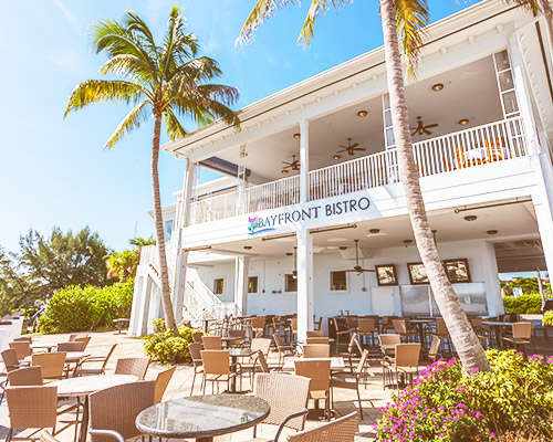 Reviews Bayfront Bistro Waterfront Restaurant On Fort Myers Beach