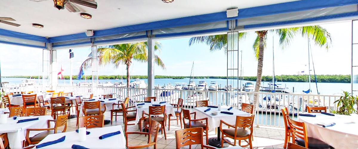 Bayfront Bistro Waterfront Restaurant On Fort Myers Beach
